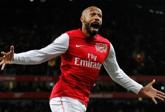 AU REVOIR THIERRY HENRY