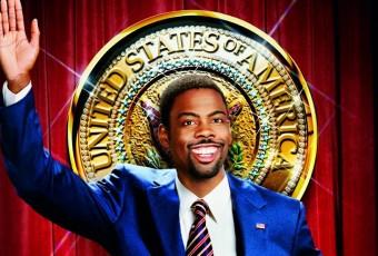 Chris Rock, le premier président noir des Etats-Unis?