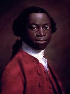 Portrait supposé d'Equiano