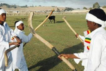 La tradition de Noël en Ethiopie, deuxième plus ancienne nation chrétienne au monde