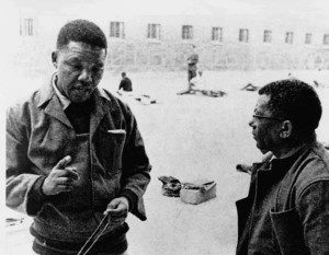 Mandela & Sisulu