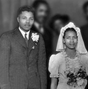 Mandela & Evelyn Mase