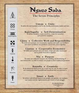 Les Nguzo Saba