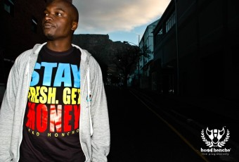 Nick Kaoma, futur poids lourd du Streetwear