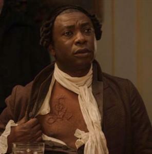 Olaudah Equiano joué par Youssou N'Dour dans Amazing Grace (2006)
