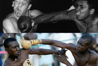 Muhammad Ali, digne héritier du Dambe, art martial traditionnel d'Afrique de l'Ouest