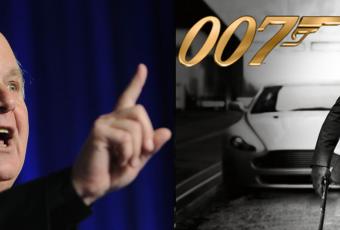 Un 'James Bond noir' est-il approprié?