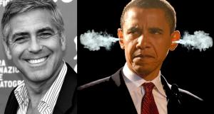 Barack n'a pas l'air convaincu...