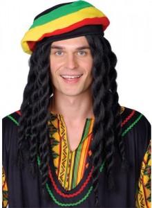 """""""C'est moi l'inventeur des drapeaux afros"""""""