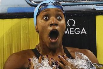 Les championnats du mondede natation à Doha ont-ils brisé des stéréotypes raciaux?