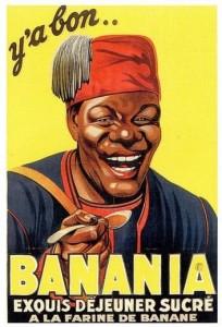 Je déchirerai sur tous les murs de France le sourire Banania