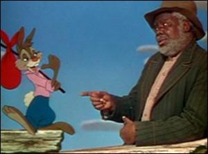 Uncle Remus & Brer Rabbit dans South of the Song de Walt Disney (1946)