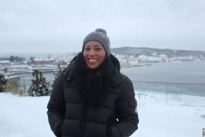 Cecilia Braekhus en Norvège