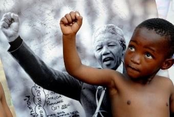 Cinq extraordinaires oeuvres d'art célébrant Nelson Mandela