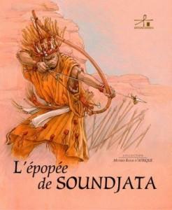 L'épopée de Soundjata par Modibo Sidibe et Svetlana Amegankpoe