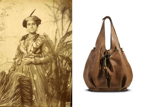La Grande Robe antillaise et le sac 'Grande Robe' de Césaire