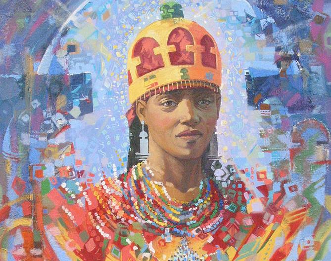 La légende de la dynastie salomonide d'Ethiopie