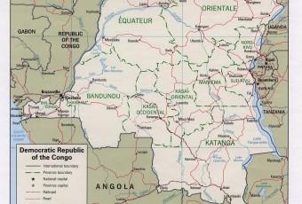 LUTTE DE TERRITOIRE EN RDC