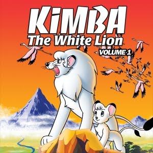 'Kimba, le Lion Blanc' de Tezuka Osamu