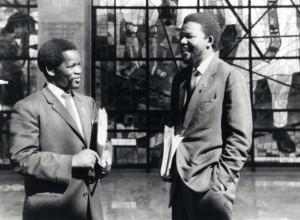 Mandela & Tambo