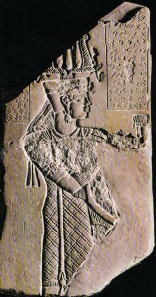 Le roi Tanyidamani de Kouch sous qui l'écriture méroïtique est apparue