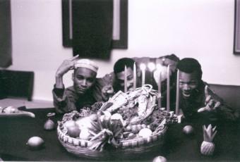 L'histoire de la fête de Kwanzaa