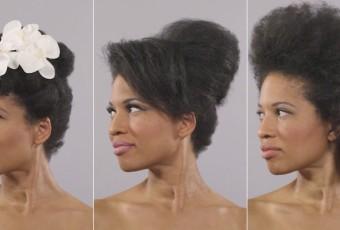 VIDÉO : Les coupes de cheveux des femmes noires depuis 100 ans !