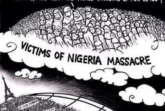 Après Charlie Hebdo, des Noirs se mobilisent pour le Nigéria