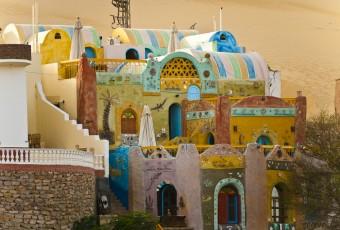 La voûte nubienne au secours de l'architecture de l'Afrique