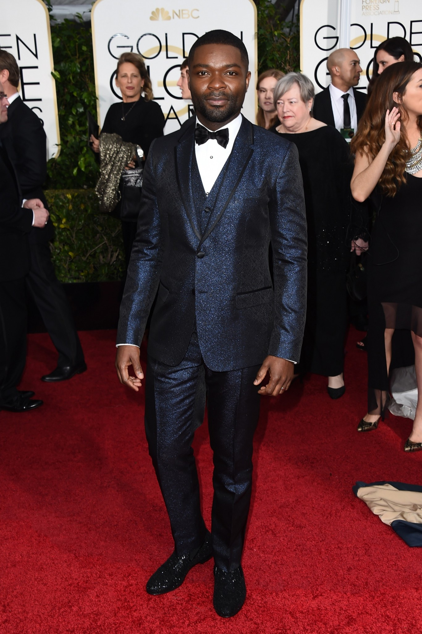 David Oyelowo BEST PERFORMANCE BY AN ACTOR IN A MOTION PICTURE – DRAMA