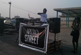 Bienvenue à l'Apéro Street