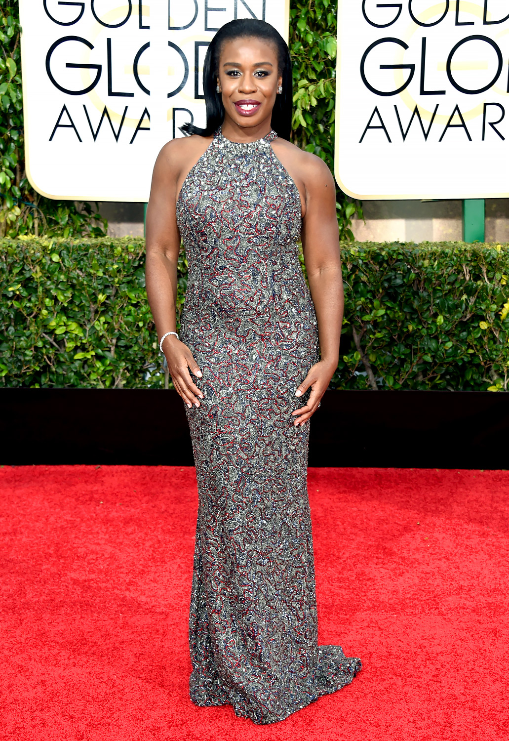 Uzo Aduba BEST PERFORMANCE BY AN ACTRESS IN A SUPPORTING ROLE IN A SERIES, MINI-SERIES OR MOTION PICTURE MADE FOR TELEVISION ORANGE IS THE NEW BLACK