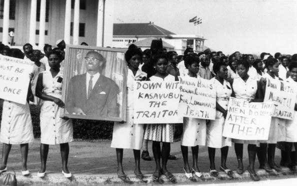 Mourning Lumumba