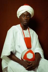 Hommage à Diallo par le photographe sénégalais Victor Omar Diop