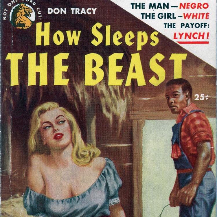 'Comment dort la bête' de Don Tracy