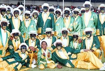 Le 'Coon Carnival', le réveillon sud-africain inspiré par le 'Blackface' américain