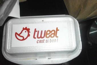 TWEAT : TOTAL SE LANCE DANS LE FAST FOOD AFRICAIN « C'EST SI BON ! »
