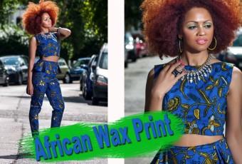 Les tutos de la semaine #8 : Stylisez votre tissu africain