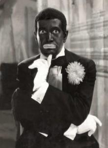 L'acteur américain Al Jolson