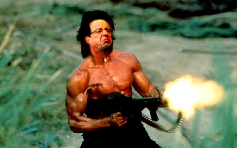 C'était pas ma guerre mon colonel... La mienne elle était au Mali