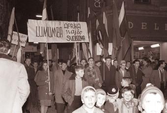 Ces fois où le monde a protesté pour condamner l'assassinat de Patrice Lumumba