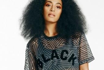 Solange Knowles ou le nouveau visage de Eleven Paris