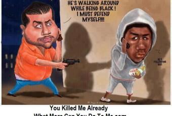 Le tueur de Trayvon Martin est un agresseur récidiviste