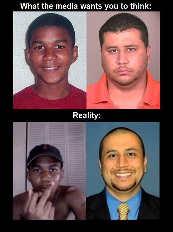 trayvon_martin_vs_george_zimmerman_by_blondbeastboy-d5xvzt1