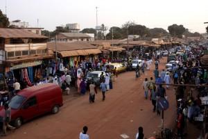 Serekunda Market/The Gambia