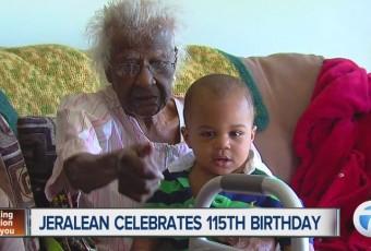 3 des 5 plus vieilles personnes du monde sont des femmes noires