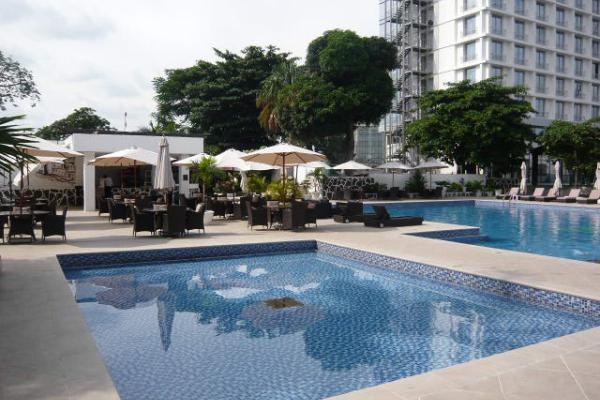 hôtel de luxe kinshasa