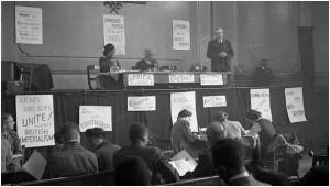 Le Premier Congrès Panafricain, Paris , 1919