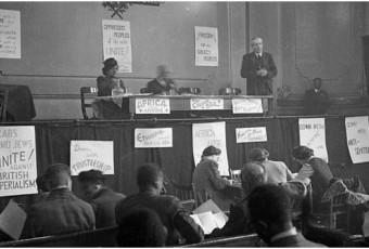 Premier Congrès Panafricain (19-20, 21 Février 1919)