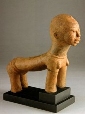 Sculpture de Nok (300 avant notre ère - 900 de notre ère)